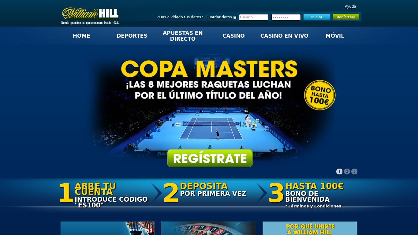 официальный сайт казино вильям хилл зеркало