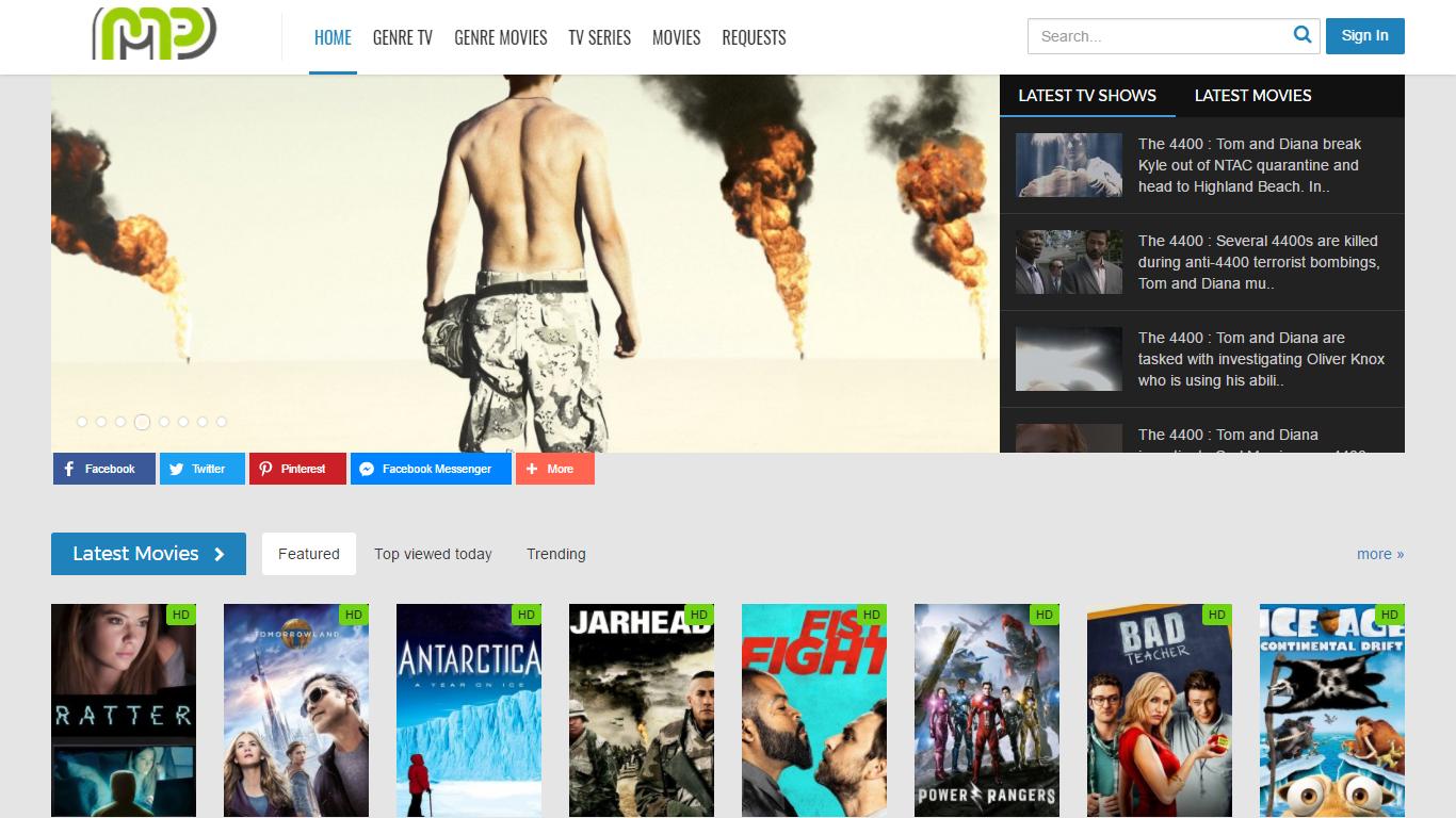 Paginas webs gratis ~ Mejores Peliculas Y Series