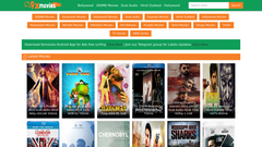 Hollywood Movie Downloads - Top Sites to Download English Movies