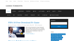 Games Torrent Sites
