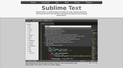 sublimetext.com